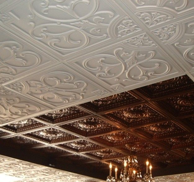 ceiling tiles remodeling diy home office kitchen bedroom bathroom
