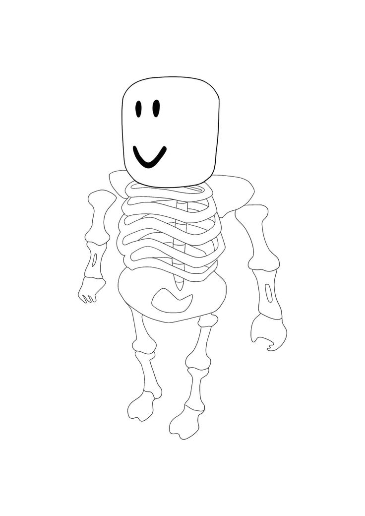 fd5fc495f602458271b152681a94a549 » Roblox Builderman Coloring Pages