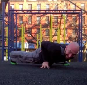 Do you think you have mastered the push up? Try these ten advanced push up variations for size.