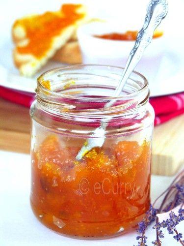 Spiced Mango Jam