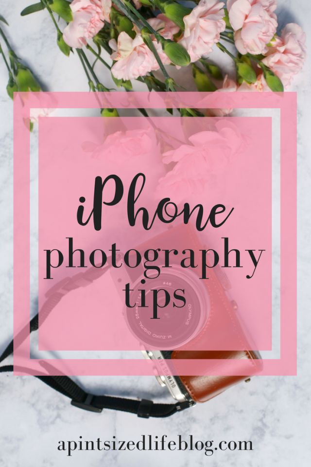 You don't need a DSLR to take great photos-read my iPhone photography tips here