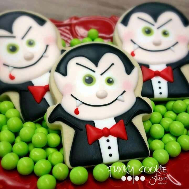 Jill FCS: Halloween. Count Dracula!