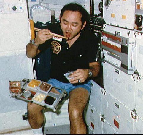 Ellison Onizuka Photo 5 - STS 51-L. Image Credit: NASA