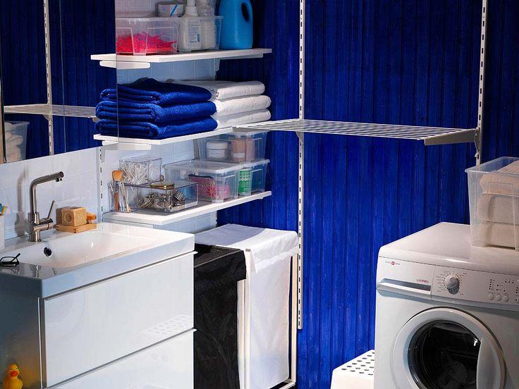 White Bathroom Laundry Storage 56 best laundry room ideas images on pinterest | laundry room