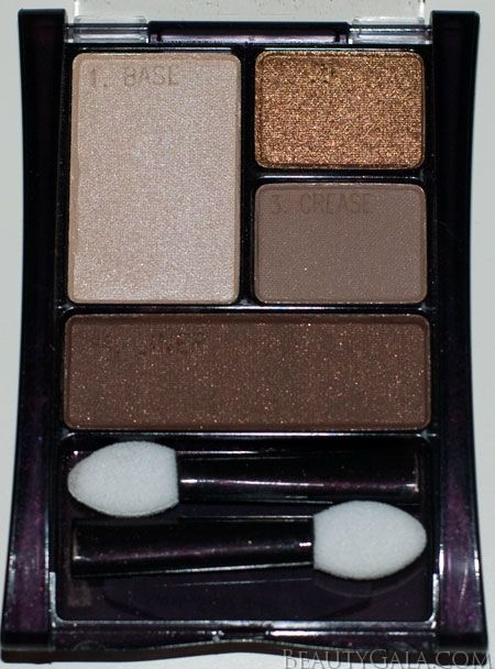 "Maybelline ExpertWear Quad, ""Chai Latte"" OMG this is too perfect i wanna go get it now!!!!"