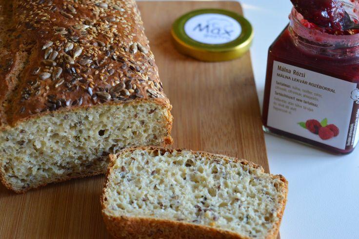 Tanulj meg sütni!: Tönkölyös-magos szendvicskenyér (DNK)