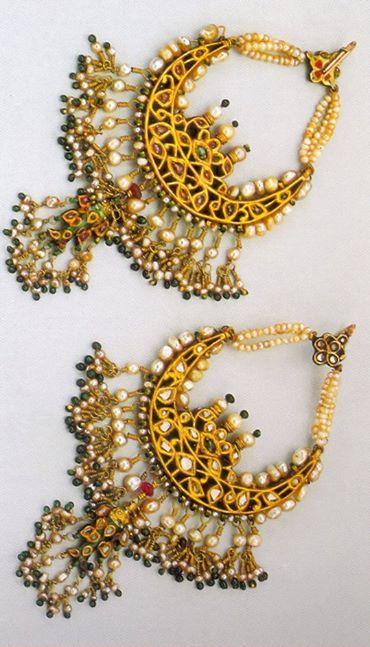 Old school earrings