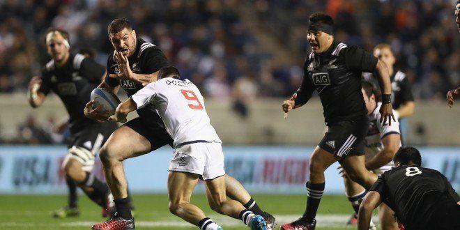 WIN tickets to Harlequins vs Maori All Blacks!