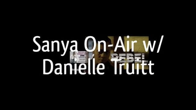 """Be sure to tune in every Tuesday for BET's hot new show """"Rebel"""" starring the amazing and talented @daniellemonetruitt.  Sanya On-Air approved!! We need a season 2!! #sanyaonair #1230theblaze #radio #radiohost #radiopersonality #podcast #podcasthost #media #medialife #girlboss #celebrity #celebrityinterviews #interviews #television #BET #rebelonbet #danielletruitt #sanyahudson http://tipsrazzi.com/ipost/1515540059619964927/?code=BUIR6eQhbf_"""