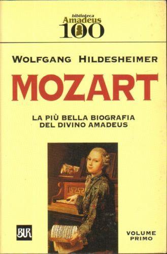 MOZART-Vol-1-di-Wolfgang-Hildesheimer-ed-BUR