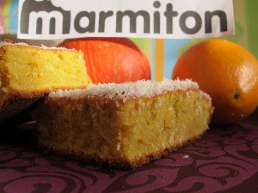 Cake potiron thon