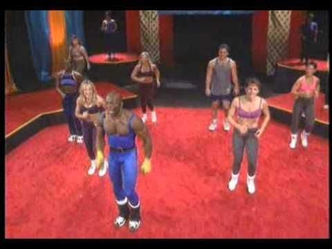 tae bo basics: Oh God, sooo dated and corny. The blue unitard! The super-high-waist leggings! But it is a great beginner workout for Tae Bo. I did this in 1999 and lost weight really fast. It is still an awesome and fun workout and Billy is a great trainer!