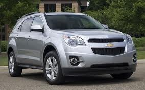 Our 2011 Chevy Equinox