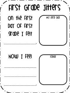 First Grade Fanatics: Our First Few Weeks