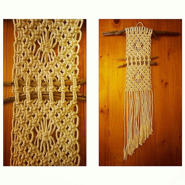 #macrame #modernmacrame #driftwood #squareknot #macramewallhanging #madewithlove #madeinaustralia #handcrafted #handmade #knots #decor #interiordecor #wolfandyarzz