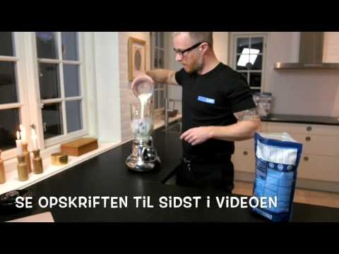 ▶ Den perfekte proteinshake -10 tricks - YouTube