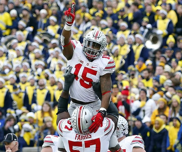 Michigan vs. Ohio State   Ohio State vs. Michigan: Score, Highlights and Reaction from 2015 ...