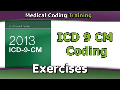 """ICD 9 CM Coding ICD 9 CM Coding Another ICD question but this one's related to sequencing. The student asked, """"Is there a rule of thumb to which code should be More CPC Exam Tips and Updates at http://www.CpcMedicalCodingCertificationExamPrep.org"""