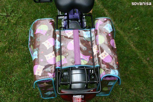 sovanisa: coser bolsa de moto tutorial