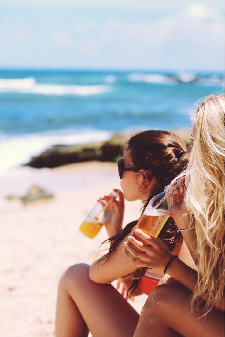 I love the beach little blond — 11