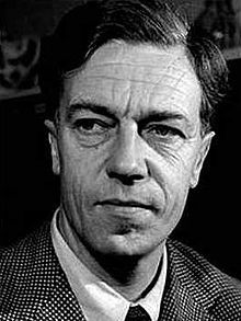 Cecil Day-Lewis (or Day Lewis), CBE (27 April 1904 – 22 May 1972) was an Anglo-Irish poet and the Poet Laureate of the United Kingdom from 1968 until his death in 1972. He also wrote mystery stories under the pseudonym of Nicholas Blake. He is the father of actor Daniel Day-Lewis and documentary filmmaker and television chef Tamasin Day-Lewis.