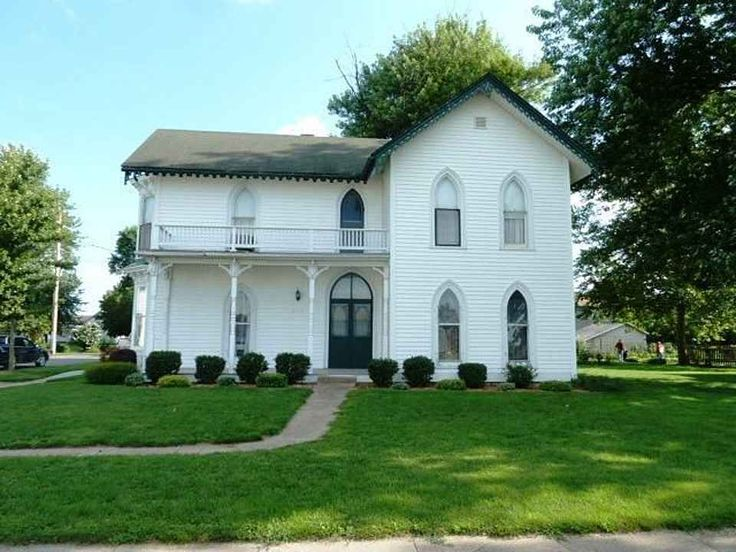 70 best images about albia iowa on pinterest for Arched bay windows