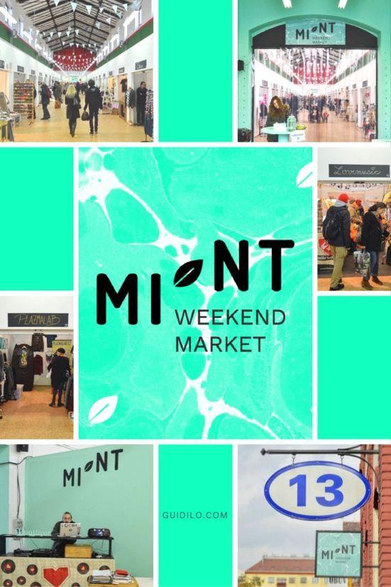 Prague MINT Weekend Market