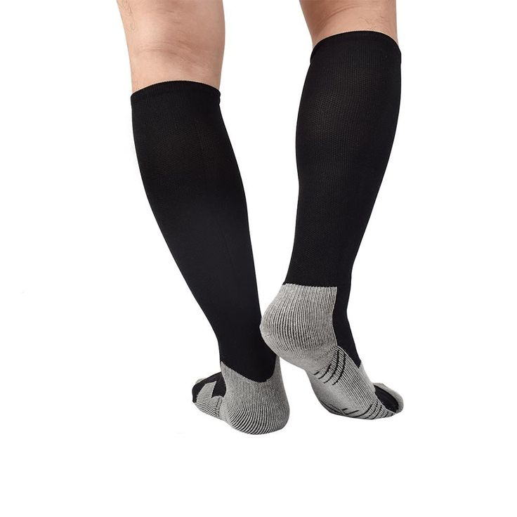 Colorful Graduated Compression Socks Boosst Performance Better Blood Circulation Socks