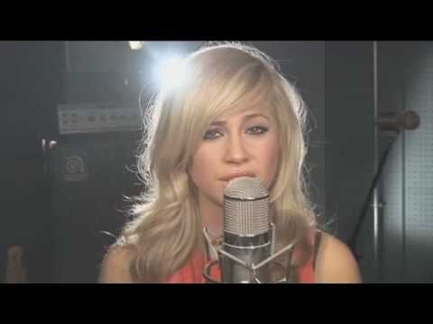 Pixie Lott covers One Republic's Apologize.