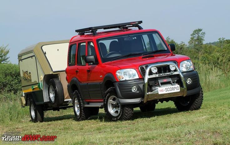Looking for assistance on modifications for Mahindra Scorpio Mhawk 2WD - Team-BHP