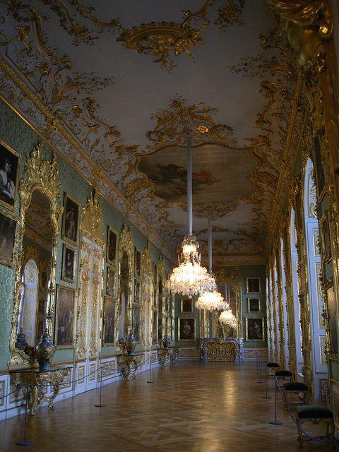 Green Gallery - Residenz, Munich