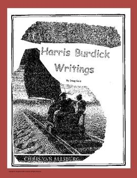 """This is a free resource and is aligned with the ELA CCSS. I was given permission by the publishing company to use the book """"The Mysteries of Harris Burdick."""" Included is a teacher friendly lesson plan, CCSS progressions, writing prompts and pictures from the book."""