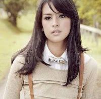 Maudy Ayunda - Perahu Kertas Lyrics