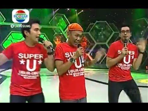Trio Ubur Ubur ' Cinta Ditolak & Munaroh ' live @ D'T3rong Show 9 Septem...