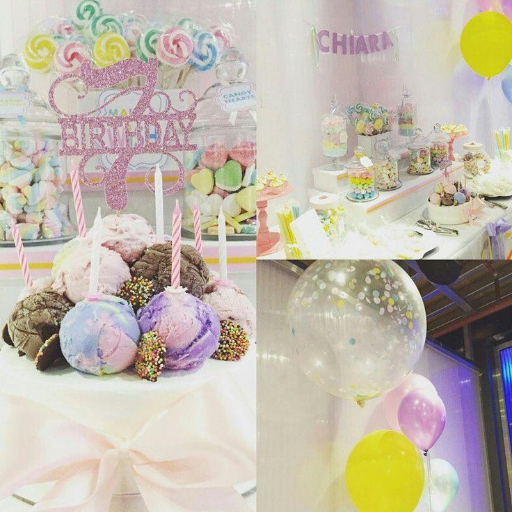 Pastel Confetti Party