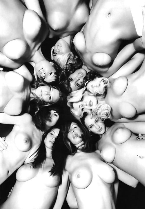 White girls naked boobs — photo 12