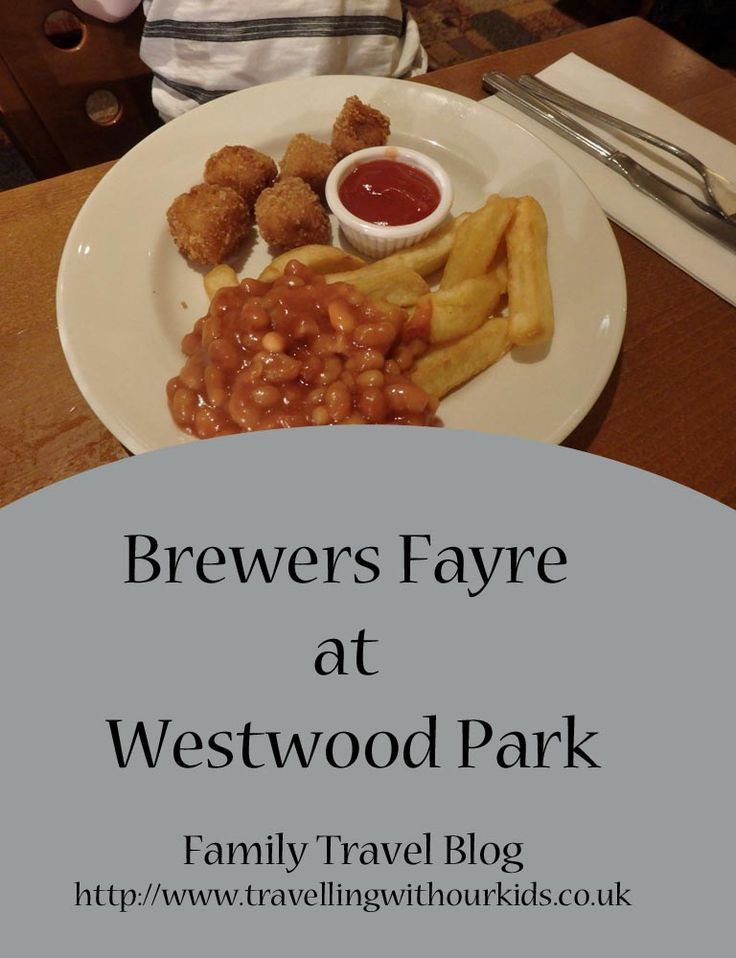Our Review of Brewers Fayre at Westwood Park