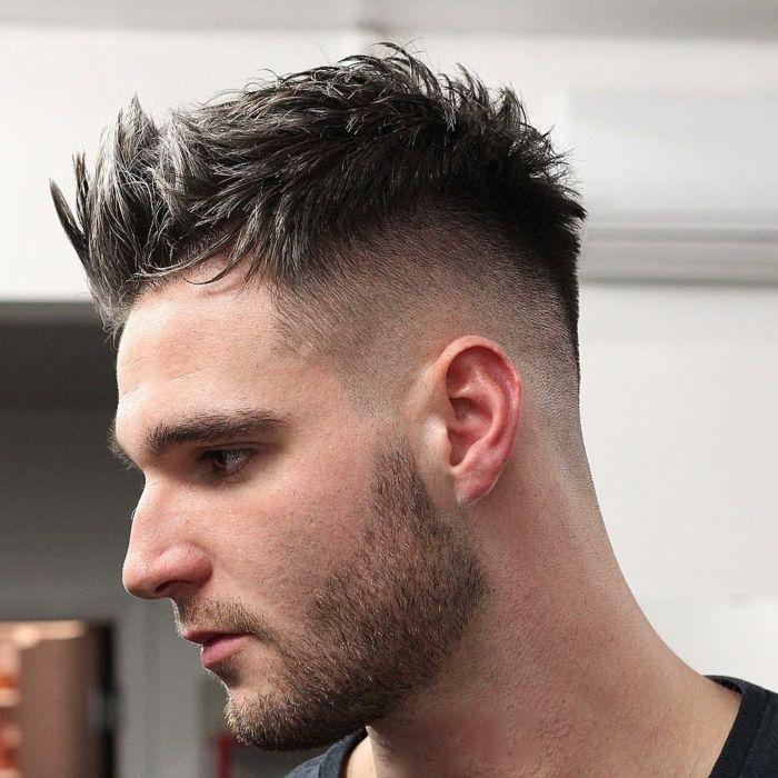 1001 Ideen Fur Kurzhaarfrisuren Fur Manner 2018 Manner Frisuren Coole Manner Frisuren Haarschnitt Ideen