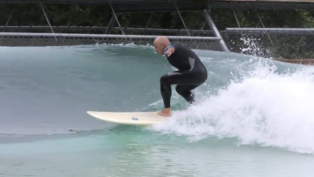 Basque surfer, Aitor 'Gallo' Francesena, 44, who is without eyesight, recently tested the waves at Wavegarden's headquarters in north Spain. In a truly touching moment, this was the first occasion a blind person has surfed in the lagoon, attesting to the level of safety and security for end-users.  Gallo, a well-known personality in the township of Zarautz, Spain, suffers from a serious genetic disease that has impaired his vision all of his life. And, following a wipe-out while surfing a…