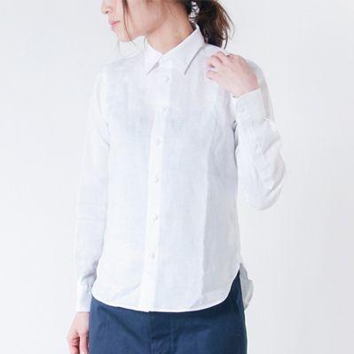 この春はシャツ1枚で素敵な着こなしおすすめのブランドをご紹介