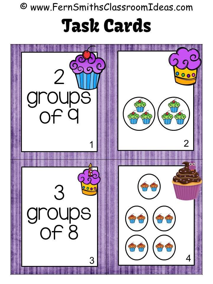 437 best multiplication images on Pinterest | Fractions ...