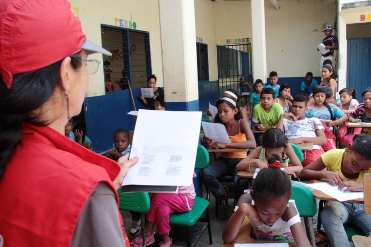Fomento de la lectura en Sadem Guacamaya