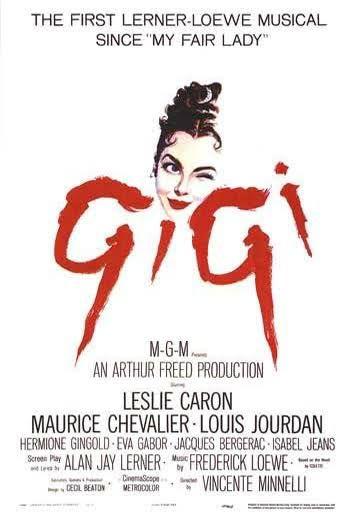 Gigi movie movie - Google Search