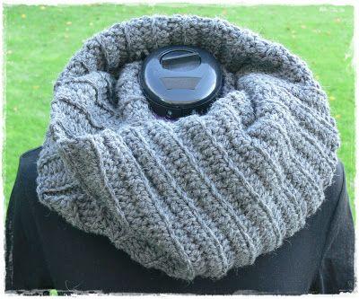 loop häkelanleitung - schoenstricken.de this is crochet, not knitting :) im trying this one.