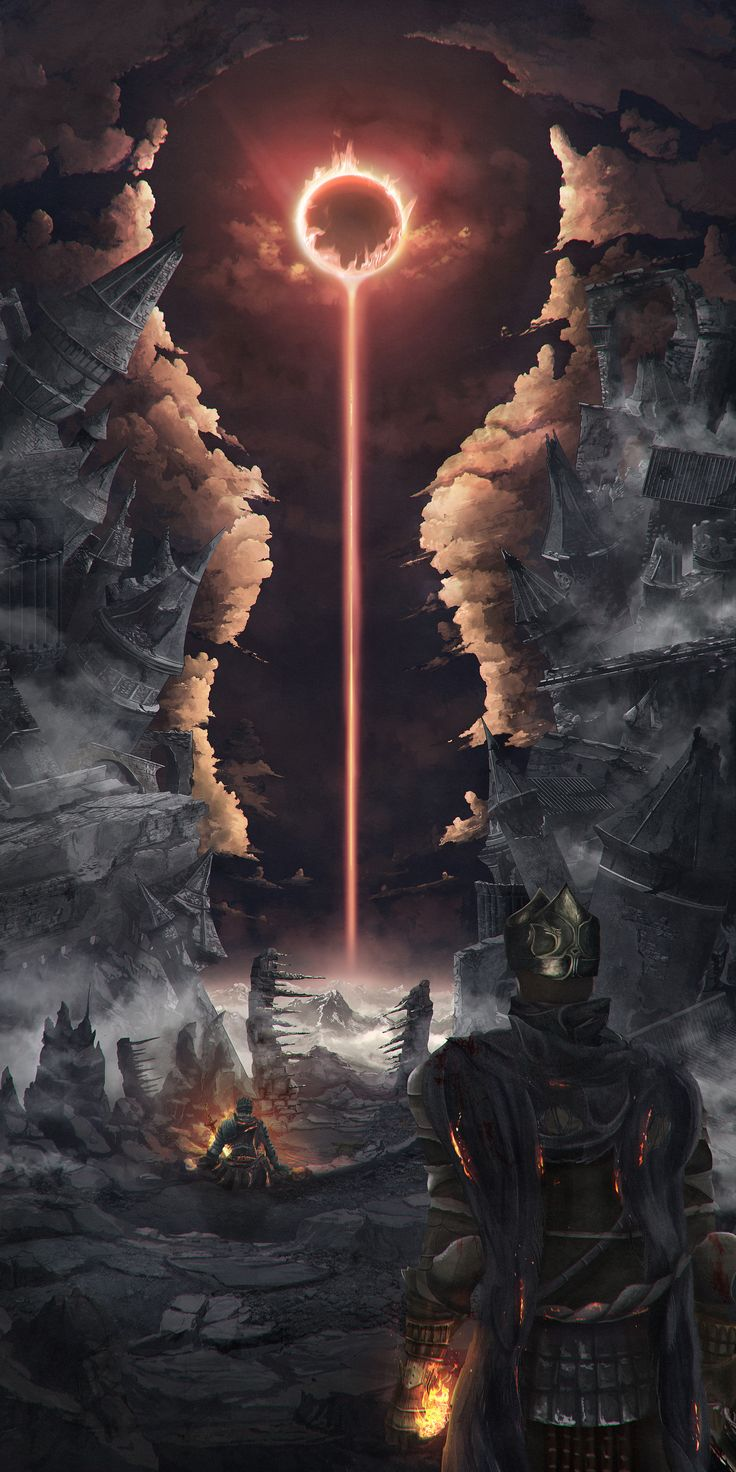 ArtStation - Seeker of fire, Saverio Solari