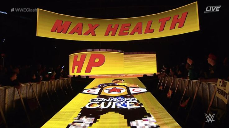 New WWE Star's Ring Entrance Is Straight Out Of A Video Game , http://goodnewsgaming.com/2016/09/new-wwe-stars-ring-entrance-is-straight-out-of-a-video-game.html