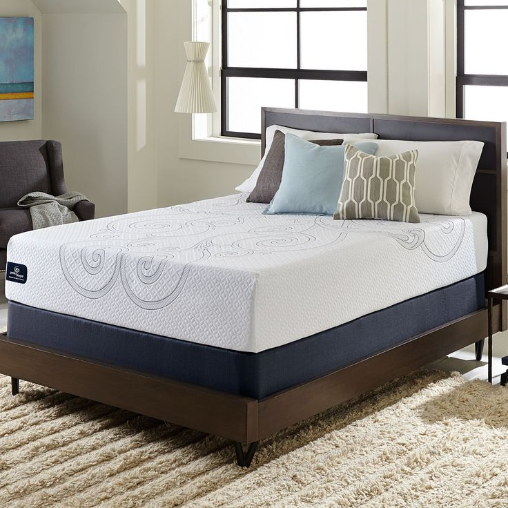 serta perfect sleeper isolation elite 12 inch twin xl size gel memory foam mattress