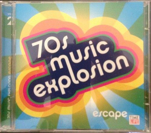 70s Music Explosion Vol. 2 Escape 2 disc CD