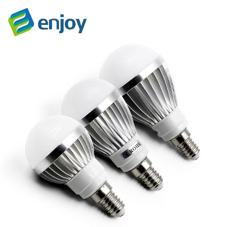 5PCS LED Bulb Lamps E14 220V-240V Light Bulb Smart IC Real Power 3W 5W 7W 9W 12W High Brightness Lampada LED Bombillas #Affiliate