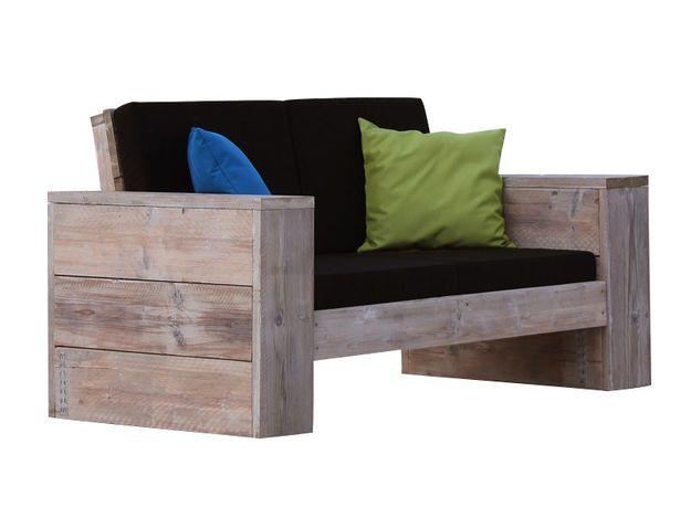 Das WITTEKIND Lounge 2er Sofa bietet modernes Design, das zu jeder Wohn- und Gartensituation passt und sich harmonisch mit bereits vorhandenen Möbelstücken verträgt.